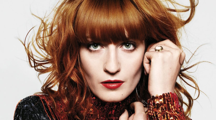 Florence and the Machine headliner festiwalu Open'er 2016