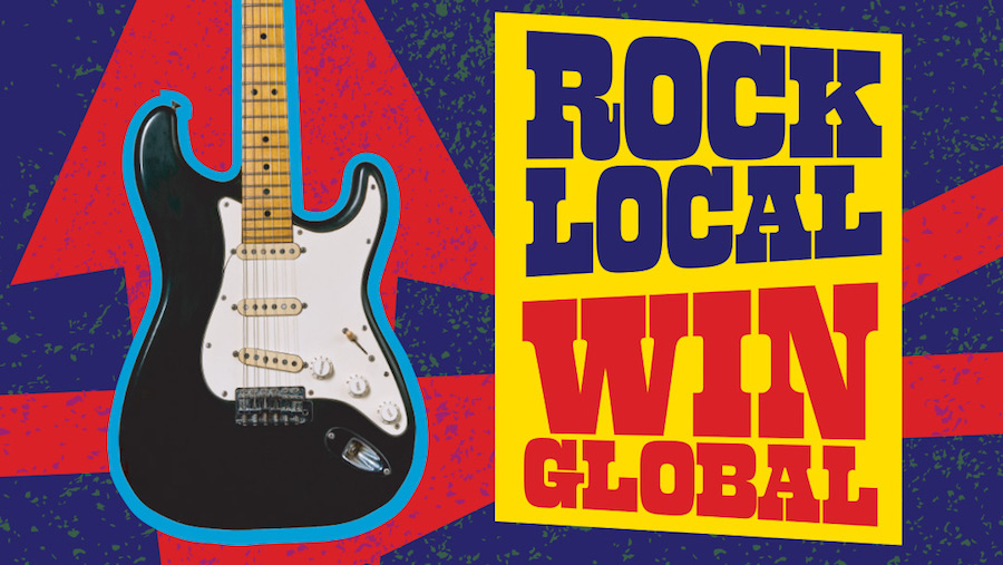 Hard Rock Rising - Rock Local, Win Global