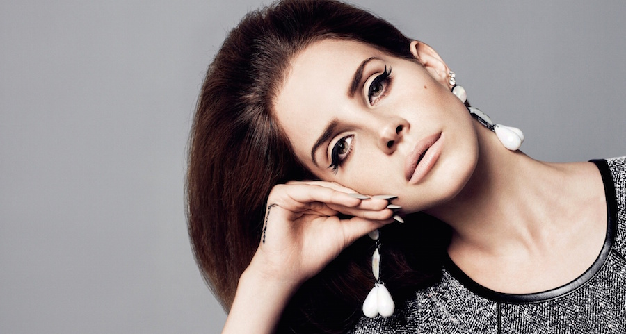 "Lana Del Rey prezentuje teledysk do utwór ""High By The Beach"""
