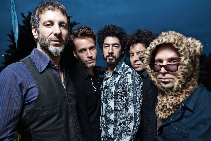 "Mercury Rev udostępnił teledysk do ""Coming Up For Air"""