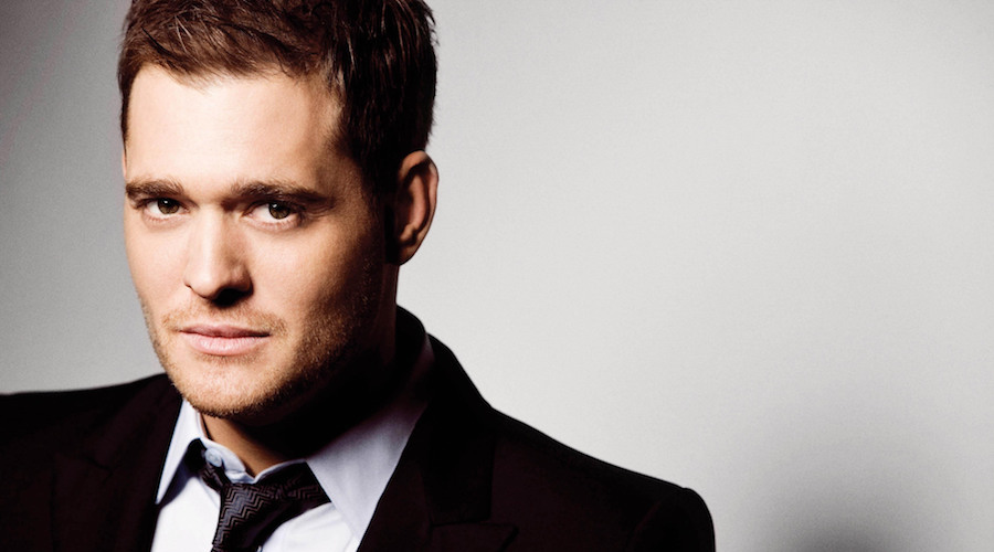 "Michael Bublé prezentuje utwór ""The More You Give (The More You'll Have)"""