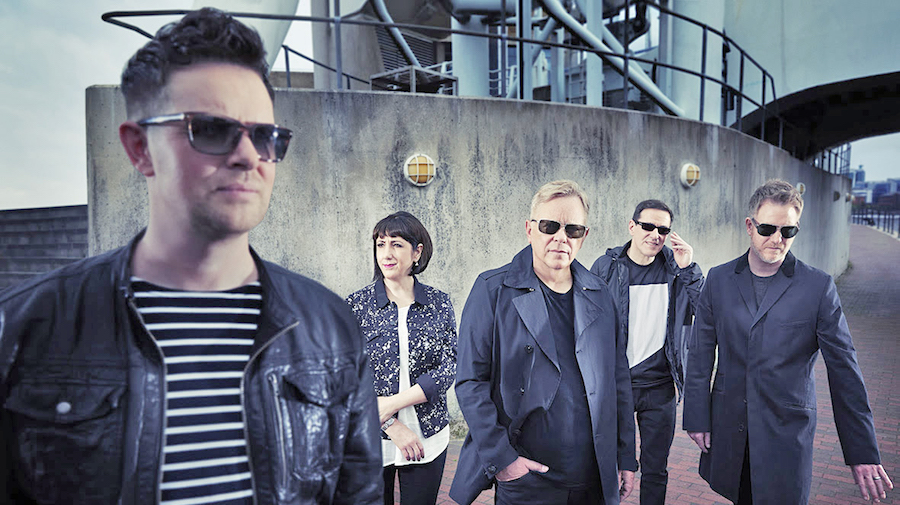 "New Order prezentuje klip do ""Restless"""