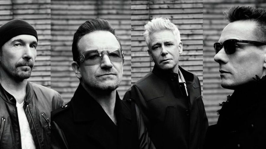 U2 wraca do elektroniki?