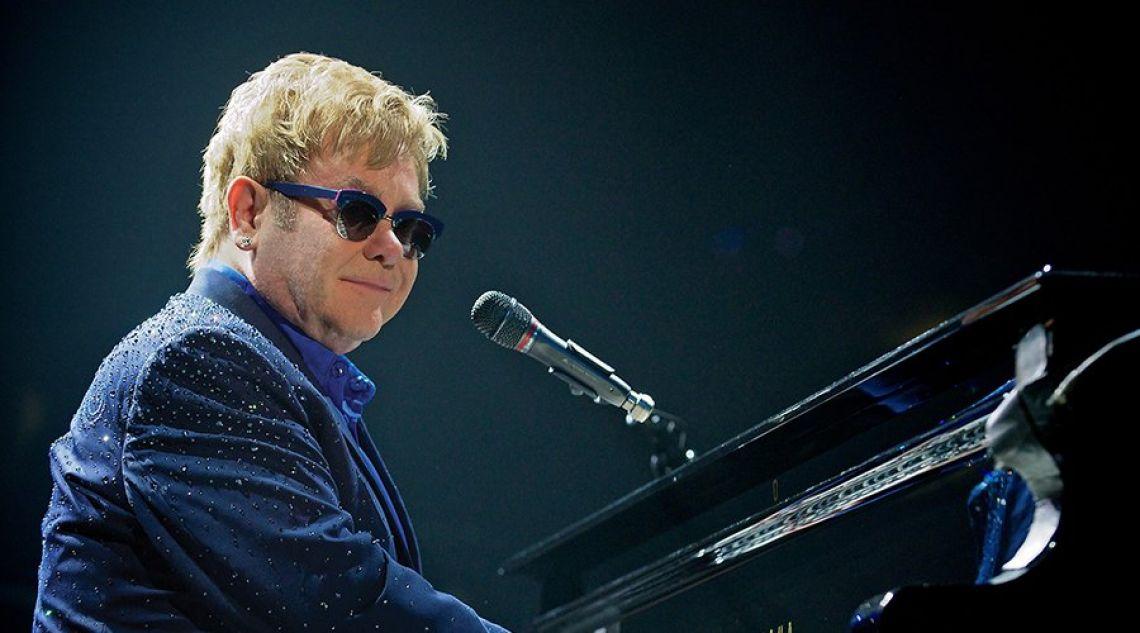 Koncert Eltona Johna Sopot 2017