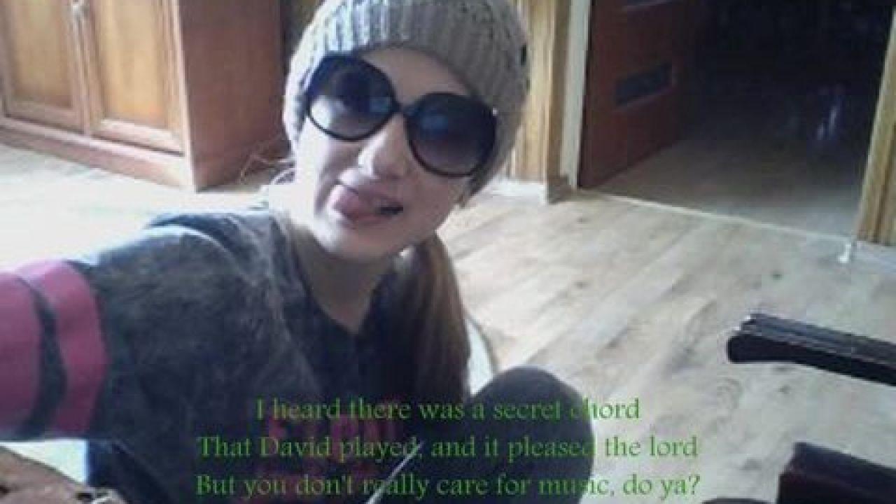 hallelulah Music Video by lady  landry blondie on Myspace