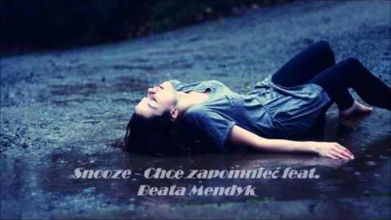 Snooze - Chce zapomnieć feat. Beata Mendyk Prod. Allrounda