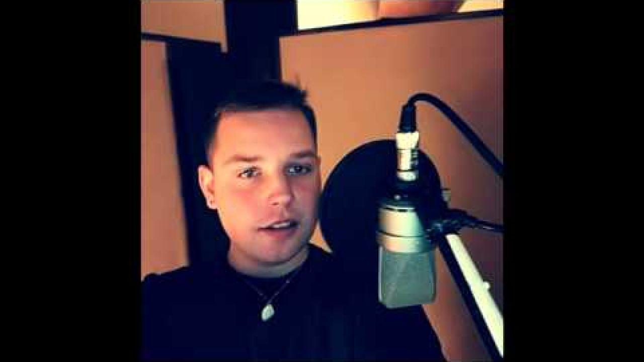 Dominik Nierodkiewicz - Nie zawiedz mnie (Cover Studio)