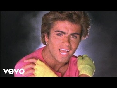 George Michael - Wake Me Up Before You Go-Go