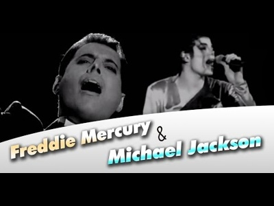 Freddie Mercury i Michael Jackson - There Must Be More to Life Than This