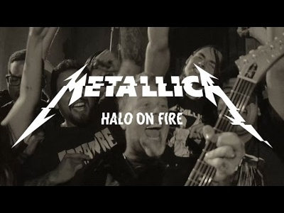 Metallica - Halo On Fire