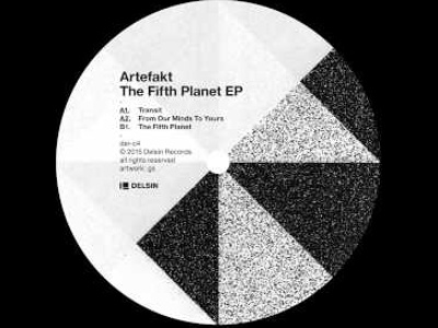Artefakt - The Fifth Planet
