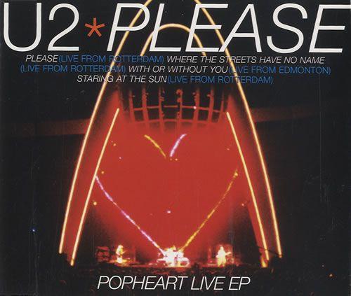 Please: PopHeart Live EP