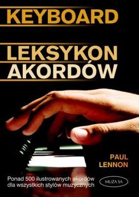 Keyboard. Leksykon akordów