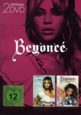 2 Original DVD: B'Day Anthology Video Album / The Beyoncé Experience Live