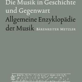 Die Musik in Geschichte und Gegenwart (MGG)