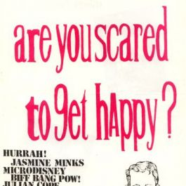 Are You Scared To Get Happy?