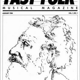 Fast Folk Musical Magazine (The CooP)