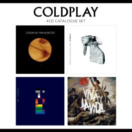 4CD Catalogue Set