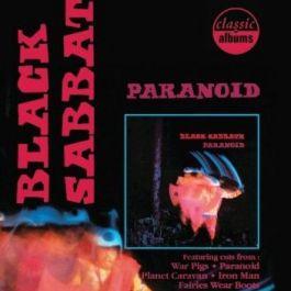 Klasyczne albumy rocka - Black Sabbath - Paranoid
