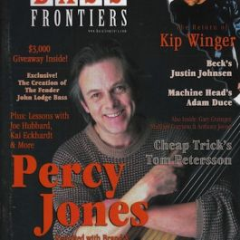 Bass Frontiers Magazine