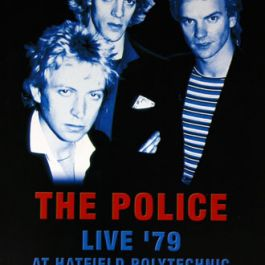 Live '79 at Hatfield Polytechnic