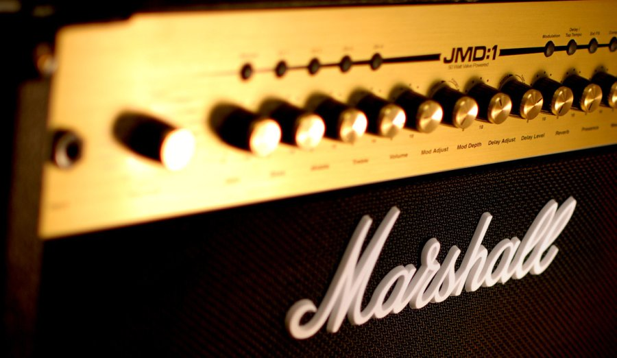 Marshall i Softube JMD:1