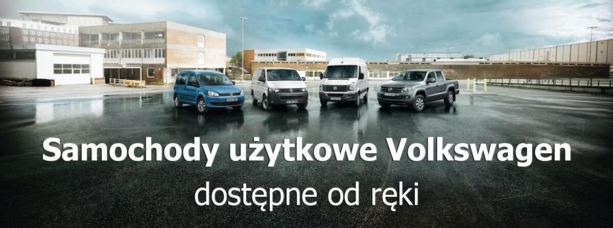 Samochody użytkowe Volkswagen Poznań