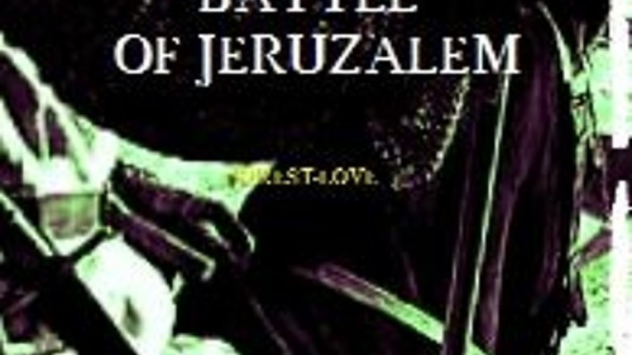 BATTLE OF JERUZALEM by Forest-love