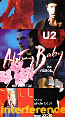 Achtung Baby the videos, the cameos and a whole lot of interference from Zoo TV
