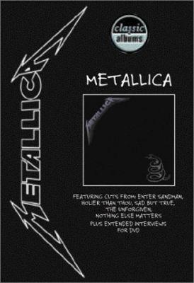 Klasyczne albumy rocka - Metallica - The Black Album