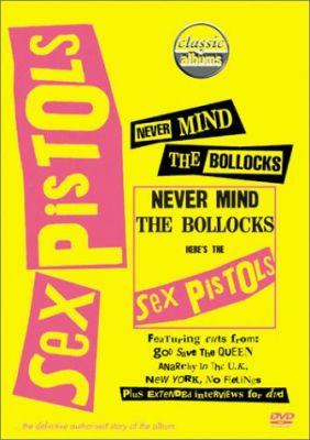 Klasyczne albumy rocka - Sex Pistols