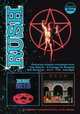 Klasyczne albumy rocka - Rush - 2112/ Moving Pictures