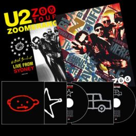 ZOO2LIVE - U2 Live in Sydney