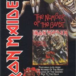 Klasyczne albumy rocka - Iron Maiden - The Number of the Beast