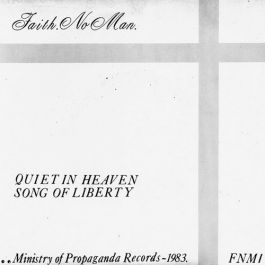 Quiet in Heaven/Song of Liberty