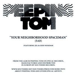 Your Neighborhood Spaceman