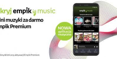 Streaming muzyki od Empik Music